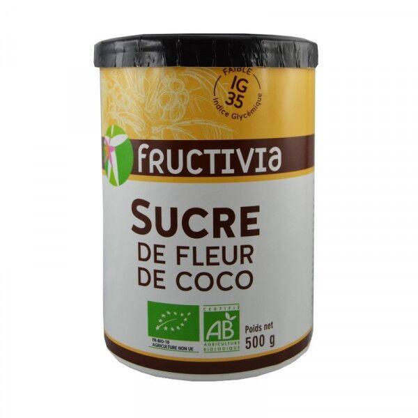 Jolivia Sucre de Fleur de Coco Bio - 500 g