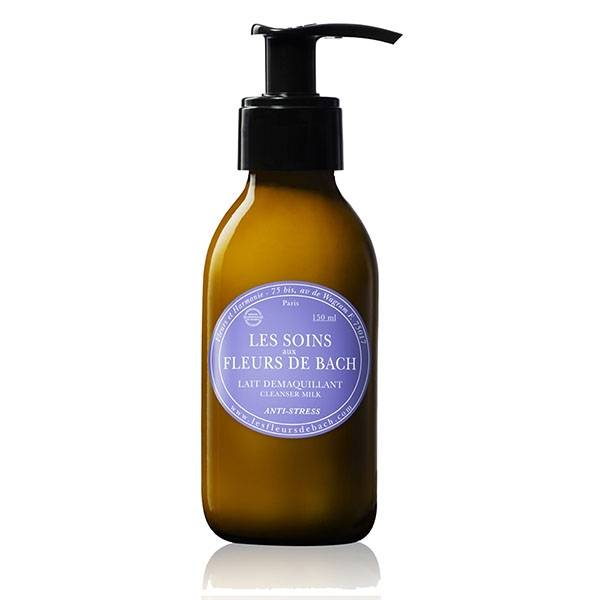 SALVIA ELIXIRS & CO - Lait  démaquillant  anti-stress
