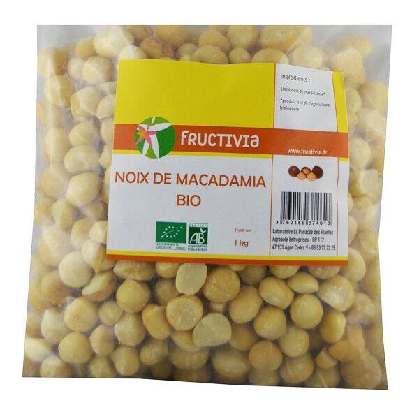 Jolivia Noix de Macadamia Bio - 1 kg