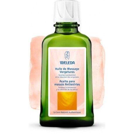 WELEDA Huile de Massage Vergetures 100ml-Weleda
