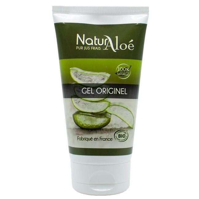 ECOCERT NATURALOE - Gel originel d'Aloe vera bio 150ml