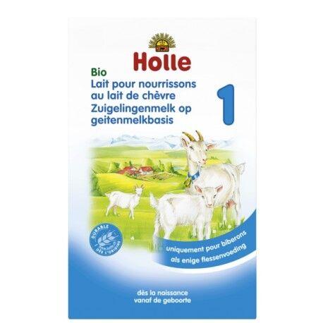 Relais Bio Lait pour nourrissons au lait de chèvre 1 Bio 400g-Holle
