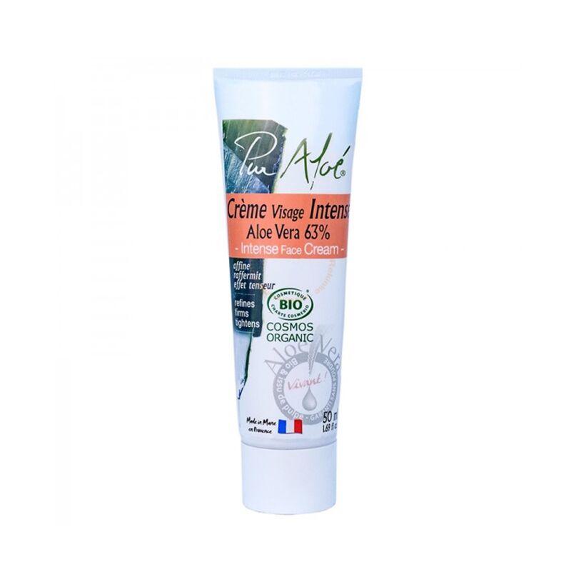 ECOCERT Crème visage intense à l'Aloe Vera