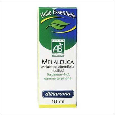 Consomacteurs Associés Huile essentielle de melaleuca tea tree