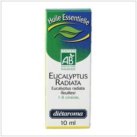 Consomacteurs Associés Huile essentielle d'eucalyptus radiata