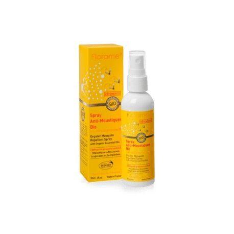 FLORAME Spray Anti-Moustique Bio - 90ml - Florame