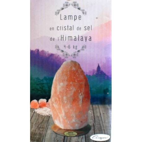 COPPERSON Lampe en Cristal de Sel (Brute) - Copperson - 4-6 kg
