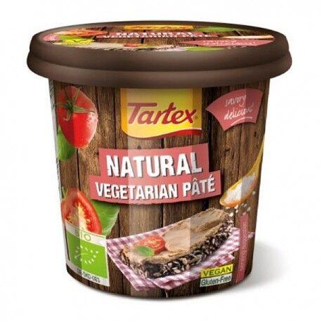 TARTEX Terrine Végétale Nature - 125g - Tartex