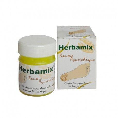 Relais Bio Baume Ayurvédique Craquelures / Gerçures 20g - Herbamix