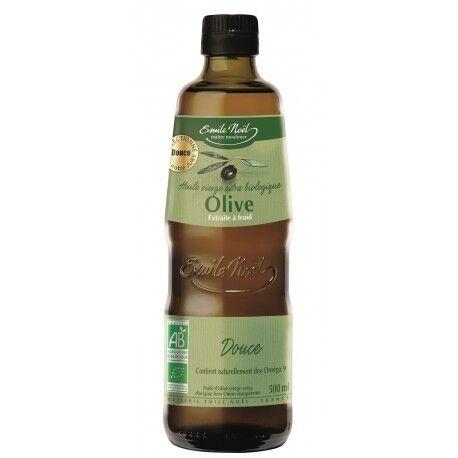 Relais Bio Huile d'Olive Vierge Extra Douce bio, 1/2L