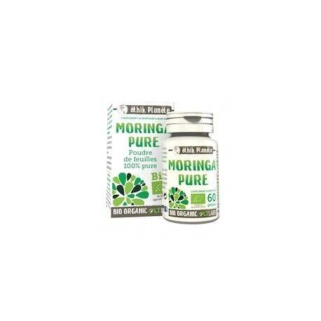 LT LABO Moringa Pure - 60 Gélules - LT Labo