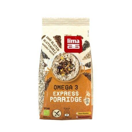 Les Délices De Sarah Oméga 3 Express Porridge Bio - 350g - Lima