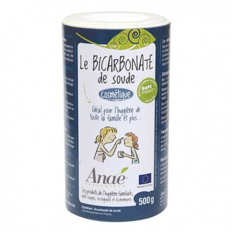 ECODIS Bicarbornate de Soude - 500gr - Anae Ressources