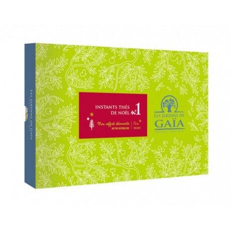 JARDINS DE GAÏA Coffret Instant Thés de Noël N°1 - Les Jardins de Gaïa