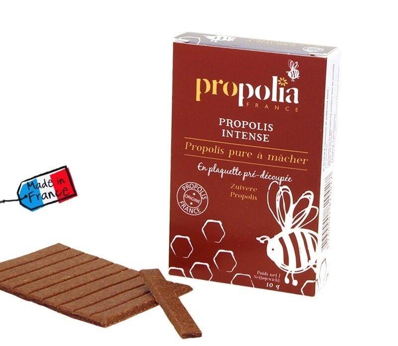 PROPOLIA Propolis pure à mâcher