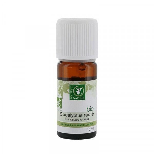 ECOCERT Huile essentielle Eucalyptus Radiata Bio