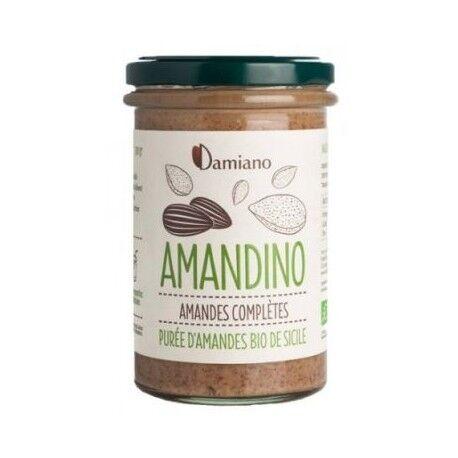 DAMIANO Amandino Purée d'Amande Complètes Bio - 275g - Damiano