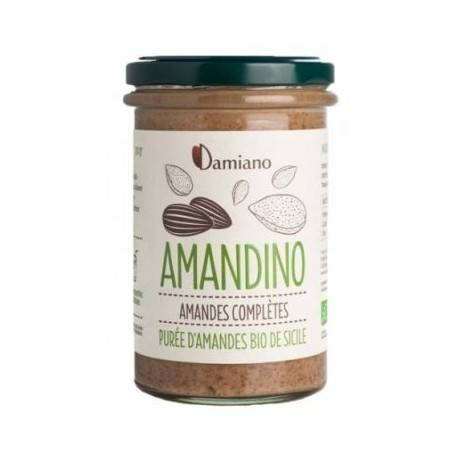 DAMIANO Amandino Purée d'Amande Complètes Bio - 750g - Damiano