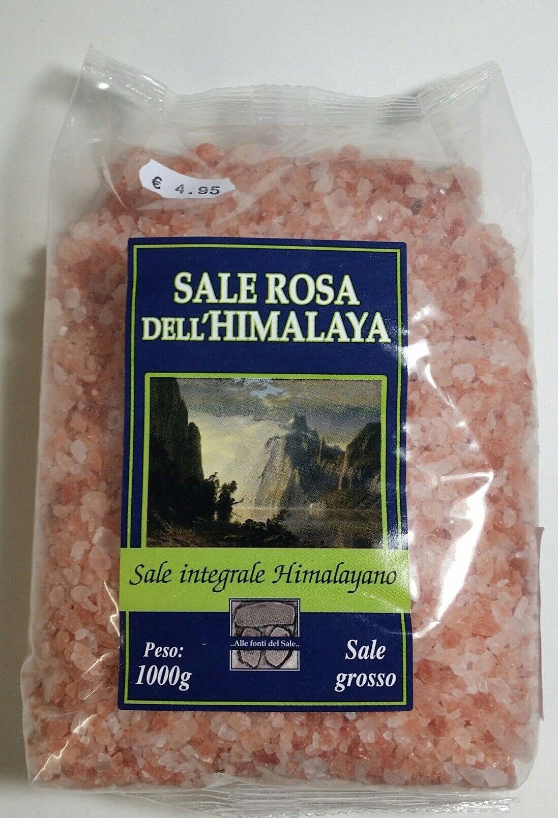 CONSOMACTEURS Sel rose d'Himalaya