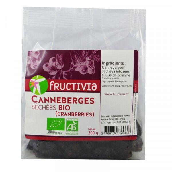 ECOCERT Cranberries séchées Bio - 200 g