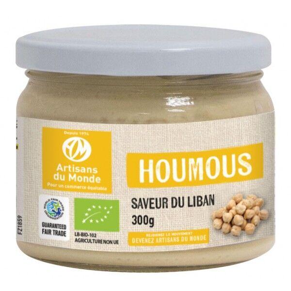 Artisans Du Monde Houmous huile d'olive Bio - 300g