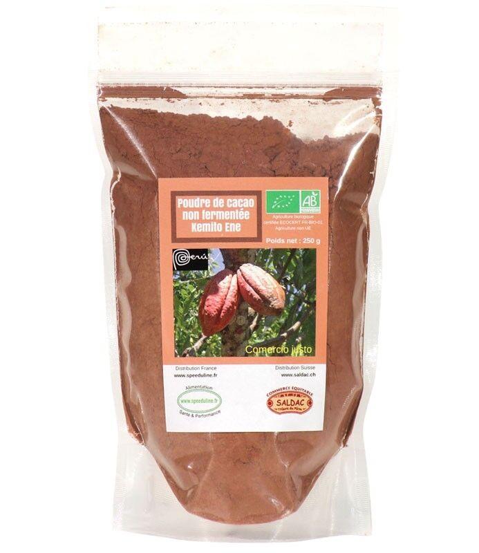 Speeduline Pj Natura Poudre de cacao Bio 250g
