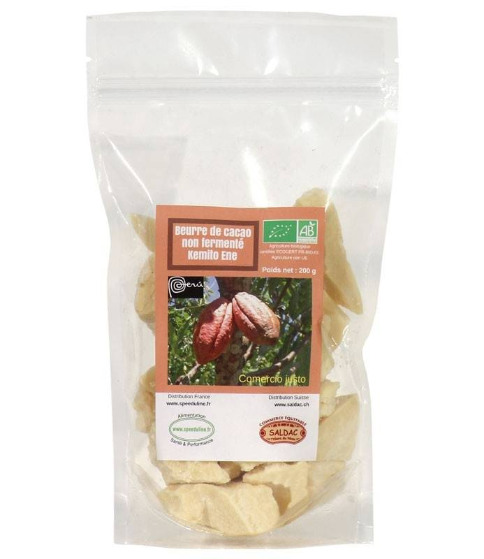 Speeduline Pj Natura Beurre de cacao Bio 200g