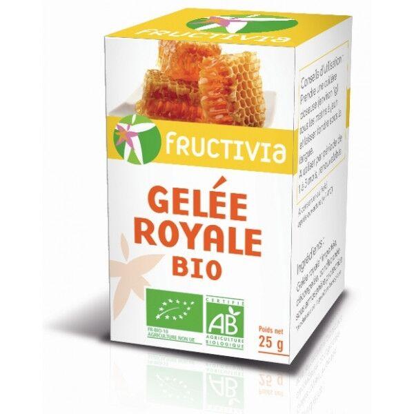 FRUCTIVIA Gelée Royale Bio - 25 g