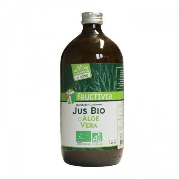 FRUCTIVIA Jus d'Aloe Vera Bio - 1L