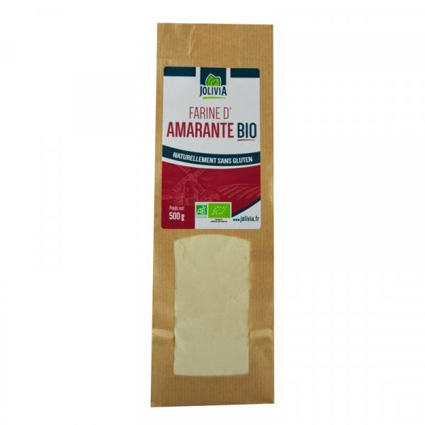 ECOCERT Farine d'Amarante Bio - 500 g