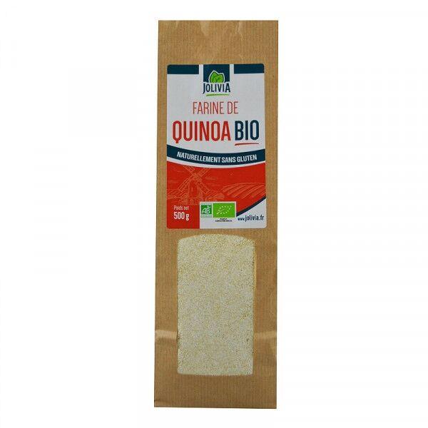 ECOCERT Farine de Quinoa Bio - 500 g