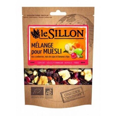 LE SILLON Mélange pour Muesli 250g-Le Sillon