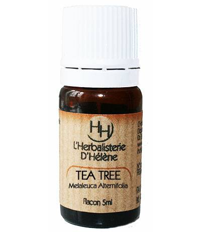 ECOCERT Tea Tree, 5ml, L'Herbalisterie D'Hélène