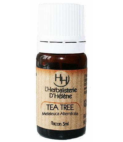 ECOCERT Tea Tree, 5ml, L'Herbalisterie D'Hélène