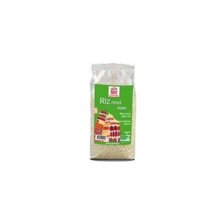 CELNAT Riz Rond Blanc, Celnat, 1kg
