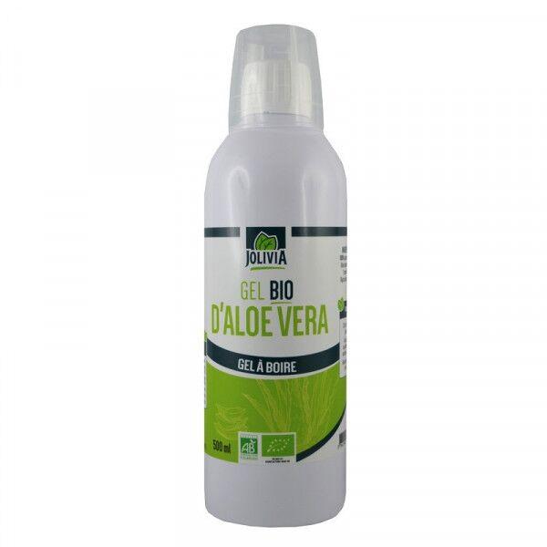 ECOCERT Pur gel d'Aloe Vera Bio à boire - 500 ml