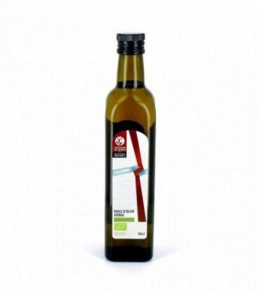 ARTISANS DU MONDE OXFAM Huile d'olive vierge bio de Palestine