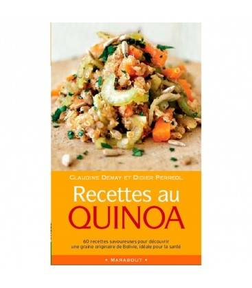 MARABOUT Recettes au Quinoa