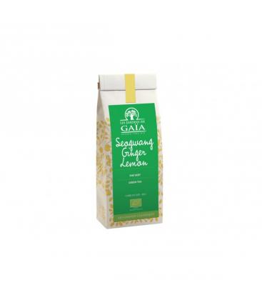 JARDINS DE GAÏA Thé Seogwang Ginger Lemon bio