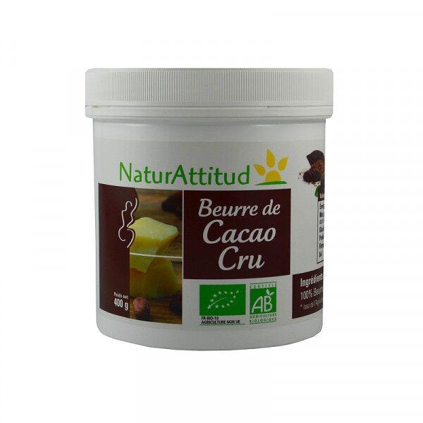 Jolivia Beurre de cacao Bio - 400 g