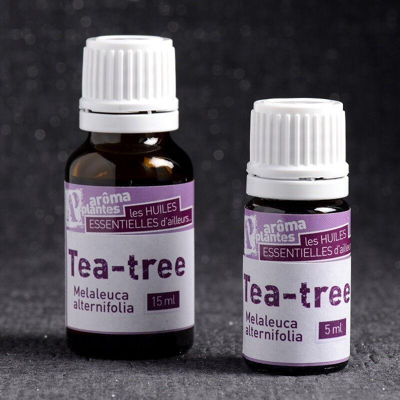 ArÔma'plantes Huile essentielle de Tea tree biologique 10 ml