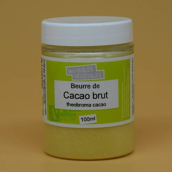 ArÔma'plantes Beurre de Cacao biologique 100 ml
