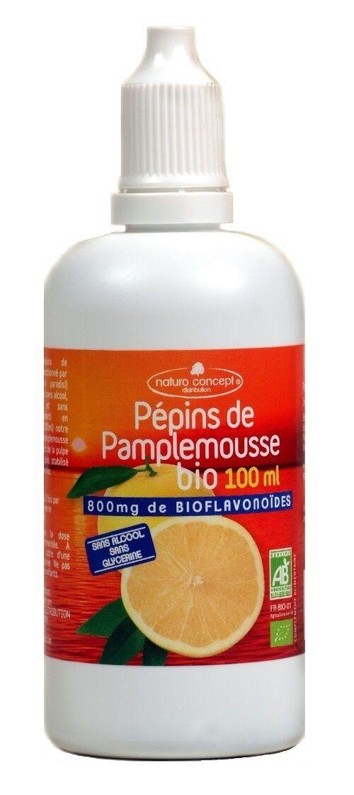 NATURO CONCEPT Extrait de pépins de pamplemousse- 100ml