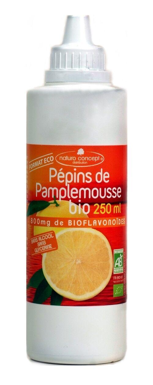 NATURO CONCEPT Extrait de pépins de pamplemousse - 250ml