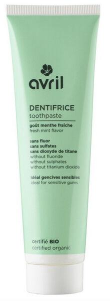 ECOCERT Dentifrice certifiée bio sans fluor 100 ml, 100 g