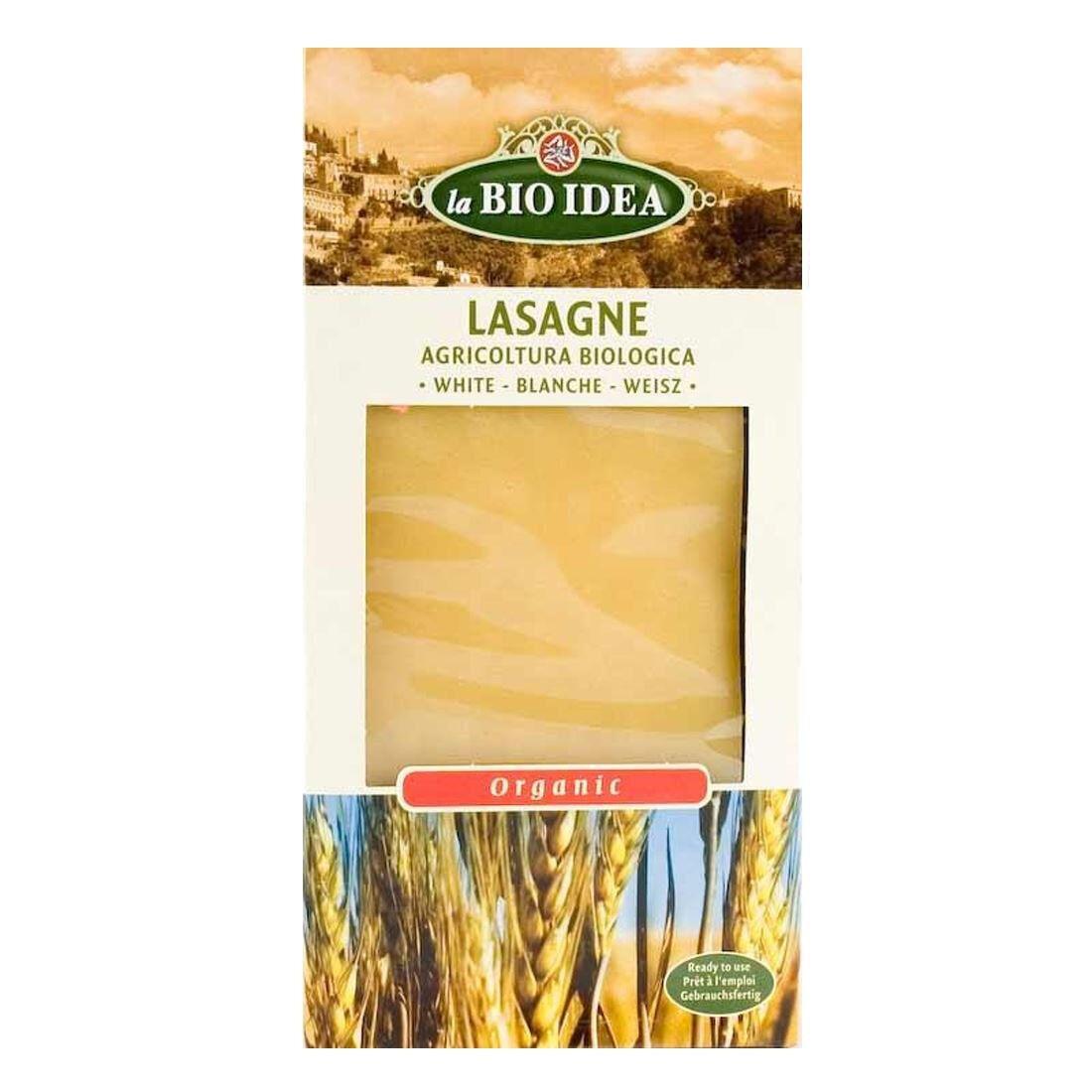 Les Délices De Sarah Pâte lasagne blanche 250g--la bio idea