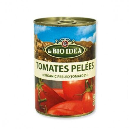 Les Délices De Sarah Tomate pelée 800g (boîte métal)--la bio idea