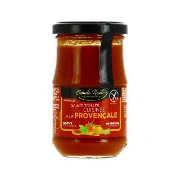 EMILE NOËL Sauce tomate à la provençale bio et sans gluten