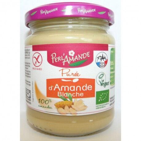 PERL'AMANDE Purée de noix de cajou 300g--perl'amande