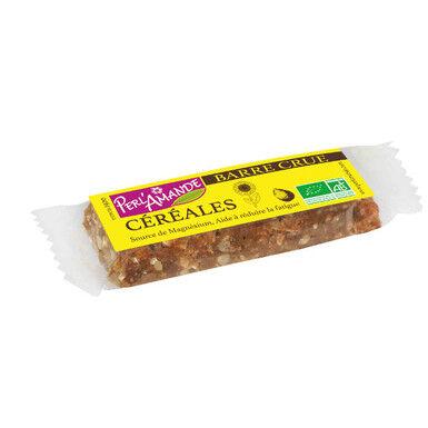PERL'AMANDE Barre céréales / céréales 40g--perl'amande